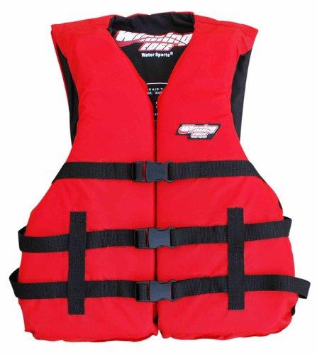 Image of Universal Adult Life Jacket - Oversize 2XL/3XL (B0017SYFBO)