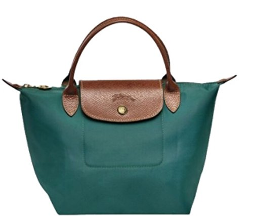 Longchamp discount duty free Longchamp Small Handheld Tote - Le Pliage