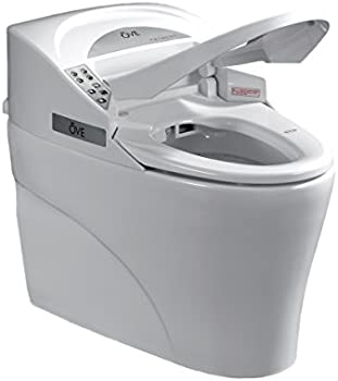 OVE Decors 1.6 GPF Elongated Toilet and Bidet