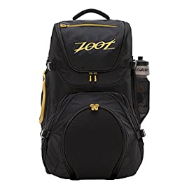 Zoot Sports 2014/15 Ultra Tri Carry On Bag - Black/Zoot Yellow - Z022340410