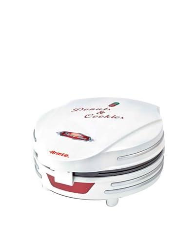 Ariete  Macchina Per Biscotti E Ciambelle Party Time 189 Bianco/Rosso