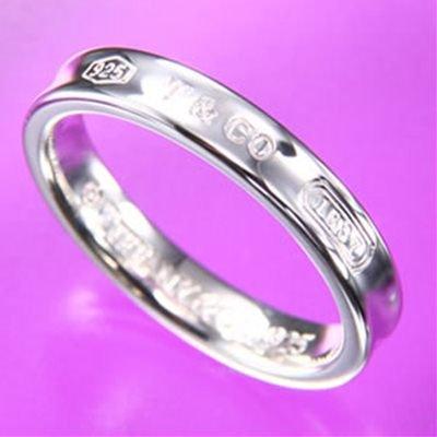 TIFFANY(ティファニー) ティファニー 1837 ナローベーシックリング 指輪・リング (ac-ac-tif-00151-l) [並行輸入品]