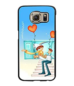 SAMSUNG S6 COVER CASE BY instyler