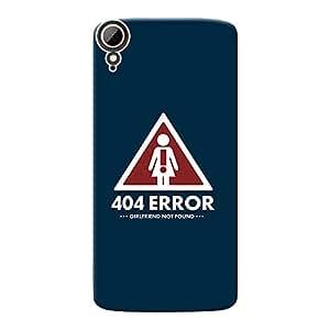 Mobile Back Cover For HTC Desire 828 (Printed Designer Case)