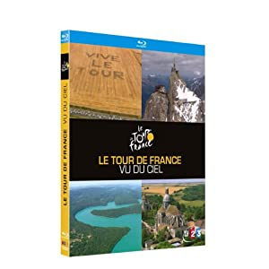 Le tour de France vu du ciel [Blu-ray]