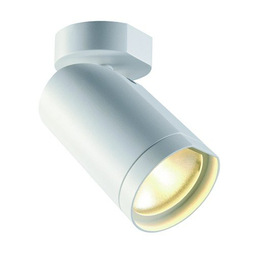 SLV Wandstrahler Bilas Spot Deckenstrahler, single, 16W, COB LED, 2700K, 25 Grad, weiß 156421
