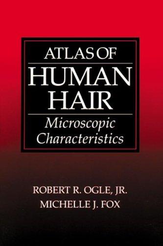 Atlas Of Human Hair: Microscopic Characteristics