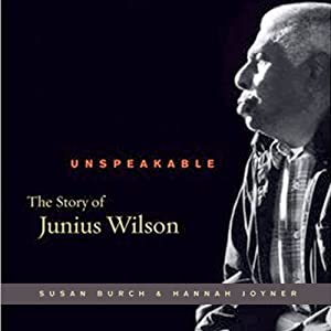 Unspeakable Audiobook