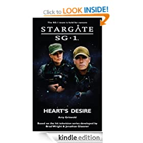 STARGATE SG-1: Heart's Desire
