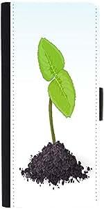 Snoogg Spring Sprout Vectordesigner Protective Flip Case Cover For Samsung Ga...