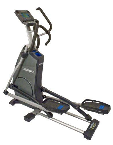 LifeSpan Fitness EL3000i Elliptical Trainer