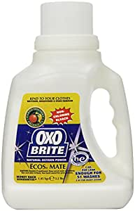 earth friendly products oxo brite non chlorine powder bleach 3 2 pounds pack of 2. Black Bedroom Furniture Sets. Home Design Ideas