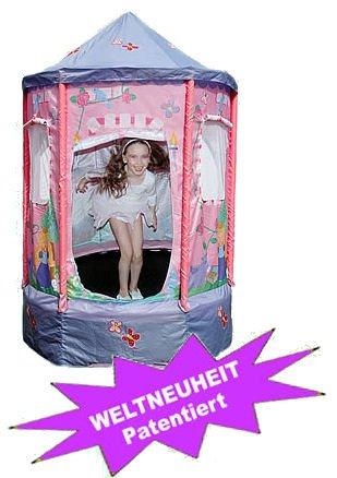 trampolin kaufen test kaufen playjump f r unsere prinzessinnen faltbares b nder trampolin. Black Bedroom Furniture Sets. Home Design Ideas