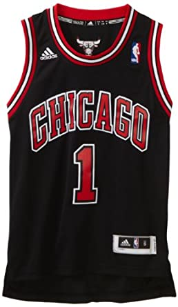 NBA Chicago Bulls Derrick Rose Swingman Alternate Jersey - R28E3Bb5 Youth by adidas