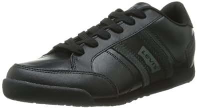 Levi's 218056-763, Baskets mode homme - Noir (Regular Black 59), 43 EU (9 UK)