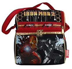 Marvel Iron Man Movie 2 War Machine Insulated Bag