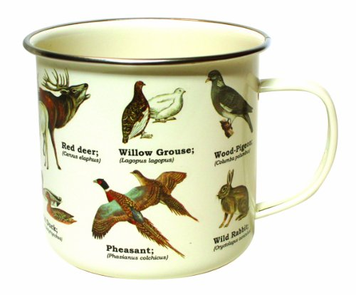 Gift Republic Wild Animals Enamel Mug