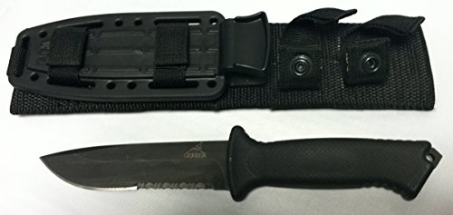 Gerber Usa Prodigy Survival/Combat Tactical Knife 420Hc Molle 22-01121N