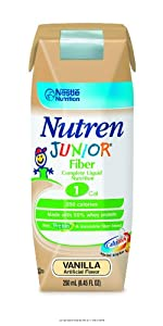 Nutren Junior with Fiber [NUTREN JR W-FIBER VAN 250ML]