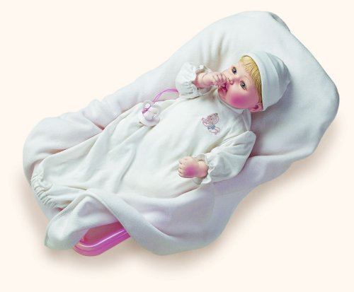 RETIRED RARE Adora Cradle Baby w/Blanket GON20429 - Buy RETIRED RARE Adora Cradle Baby w/Blanket GON20429 - Purchase RETIRED RARE Adora Cradle Baby w/Blanket GON20429 (Adora, Toys & Games,Categories,Dolls,Baby Dolls)