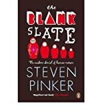 The Blank Slate: The Modern Denial of Human Nature (Penguin Press Science) (014027605X) by Pinker, Steven