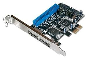 Digitus DS-30103 Controller PCI Express Karte PATA, SATA II, 2x SATA, 300 MBit