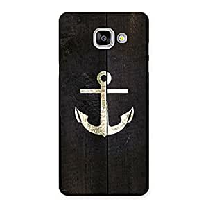 Delighted Bold Anchor Back Case Cover for Galaxy A5 2016
