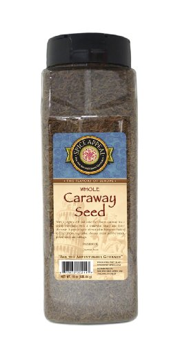 Spice Appeal Caraway Seed Whole, 19-Ounce Jars
