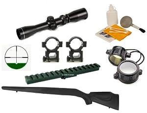 Advanced Technology International Mosin Nagant Monte Carlo Rifle Fixed Stock Body... by ATI-Ultimate Arms Gear