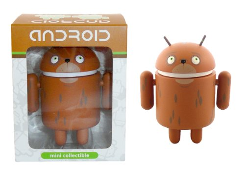 Android Big Box Edition Mini Collectible Figure, Bear - 1