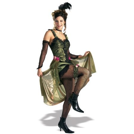 Grand Heritage Saloon Girl Costume