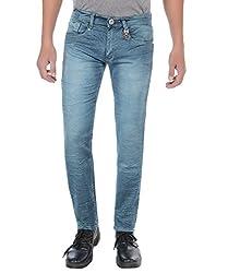 Frenzy Mart Slim Fit Denim Jeans (30)