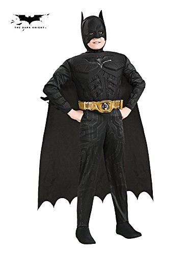 Deluxe Batman Dark Knight Rises Costume for Toddler