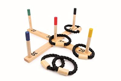 Large Rope Quoits / HooplaP