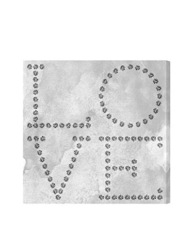 Oliver Gal Love Diamonds Canvas Art