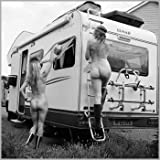 Fax Potato Greeting Card - Naked Women and Caravan - For birthday, Christmas, Anniversary, Christening, Graduation, Maternity, New Job, Retirement, New Home, Congratulations, Get Well Soon, Good Luck, Valentines Day, Sorry