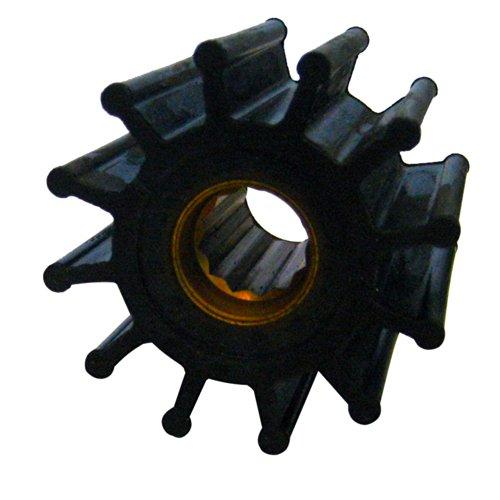 """JABSCO 1210-0001-P / Jabsco Impeller Kit - 12 Blade - Neoprene - 2-&#188"""" Diameter"""