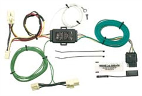 Hopkins 11141255 Vehicle To Trailer Wiring Kit For Select Suzuki Models