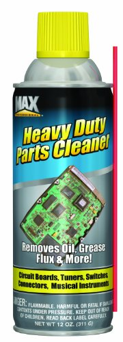 Max Professional 2152 Heavy Duty Parts Cleaner - 12 oz.