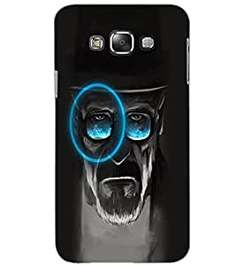 SAMSUNG GALAXY GRAND MAX FIGHTER Back Cover by PRINTSWAG