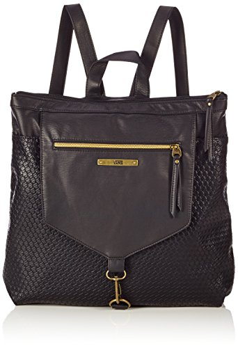 Vans Women's Addie Multi Handle Handbag Backpack-Black