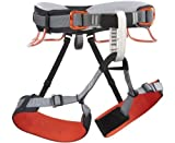 Black Diamond Momentum DS climbing belt red/black (Size: L-XL) climbing belt