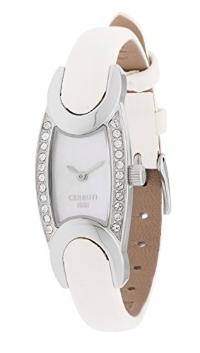 Cerruti Women Watch white CRO015A256A