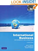 International Business: Global Edition: Environments and Operations
