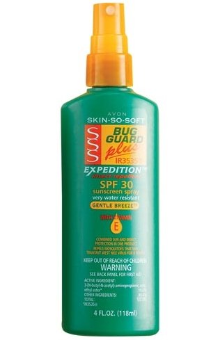 Skin so Soft Bug Guard Plus