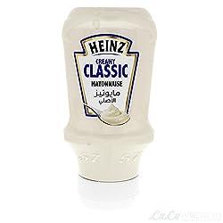 Heinz Mayonnaise, Creamy Classic, 390g