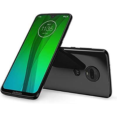 Motorola(モトローラ) Moto G7 セラミックブラック[6.24インチ メモリ 4gb ストレージ 64gb] Pady0000jp