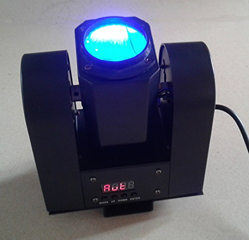 12W Mini Beam Moving Head Light Rgbw 4In1 Moving Head Lights China Led Moving Head