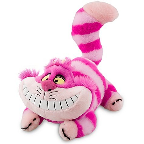 "Disney Alice In Wonderland Oversized Cheshire Cat 20"" Plush Doll front-933706"