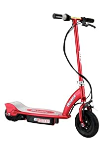 Razor E100 Electric Scooter (Red)
